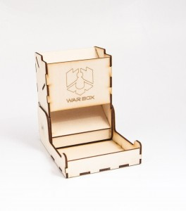 WarBox Dice Tower
