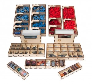 Game organizer for War of The Ring ed.2