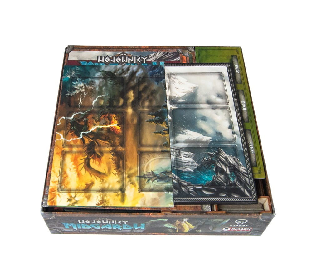 Game Organizer for Champions of Midgard